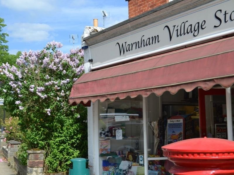 warnham village store